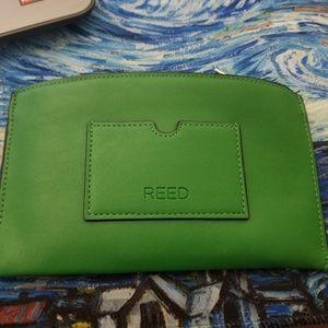 Reed Krakoff Green clutch